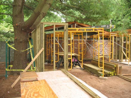 carport construction001