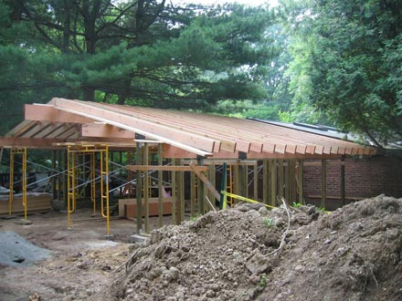 carport construction002